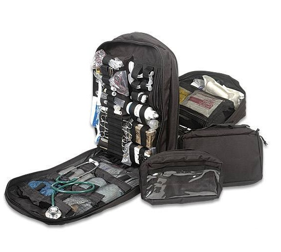 Stomp Medical Trauma Backpack Kit Portable Hospital In A Bag
